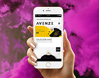 AVENZE CLOTHING - BRANDING & DESIGNS