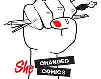 She Changed Comics