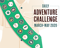 Daily Adventure Challenge | March-May 2020