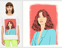Illustration Tees