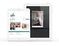 Drdominguez.es - Gynecology clinic website.