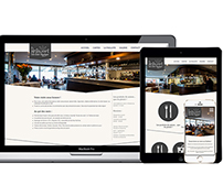 Restaurant du Club Nautique - website