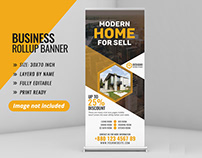 Business Roll Up Banner (Freebies)