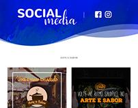 Social Media - Clientes 21bitz