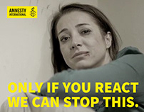 Amnesty - Stop Violence Against Women