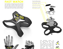 Fast watch. Must have tech for athletes in training.