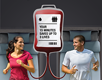 Blood donation Awareness poster