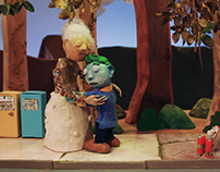 THERE'S ALWAYS A WAY - Stop Motion Animated Short