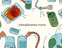 interplanetary menu