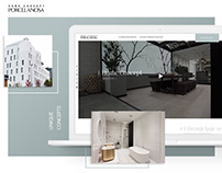 Porcelanosa website redesign
