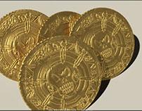 glod coins