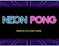 Neon Pong - Advance Interactive Design