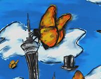 Las Vegas Butterflies