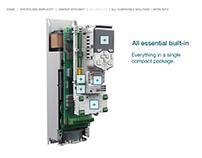 ACS580 drive -website