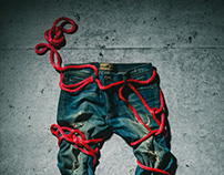 Product Photography: Jeans