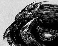 GLITCHED OWL 3