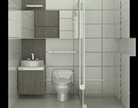 07/2015 Diseño Interior Baños/ Bathroom Interior Design