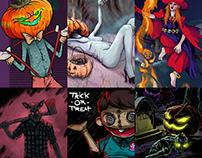 Collab de Halloween
