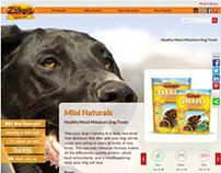 Zukes Website & Mobile