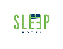 Hotel Sleep | Naming e Branding