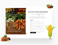 Sign up for Organic Vegetables