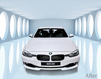BMW Retouch
