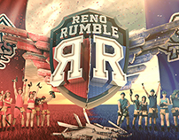 Reno Rumble - Show Branding Package