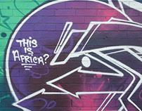 10&5 Graffiti Article
