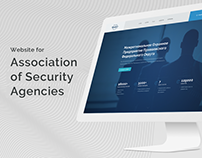 Security Agency Website