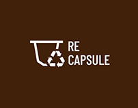 RE-CAPSULE - Coffee capsule recycle