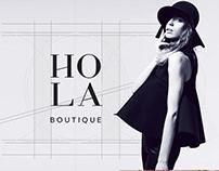 HOLA Boutique - CI