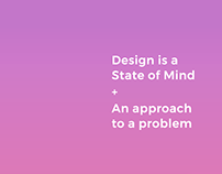 Design + Startups
