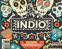 Cerveza Indio Design Contest Winner 2016