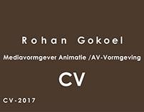 My CV (Rohan Gokoel) 2017