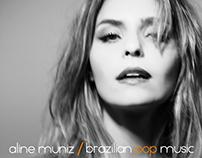 Album Cover Design - Aline Muniz