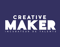 Creative Maker - Visual Identity