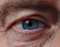 Creating a Realistic Eye in CG 2.0