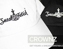 SneakHERFetish Brand Development