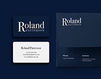 Roland Patterson — Identity