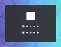 Daily UI : Settings (FramerJS)