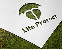 Life Protect - Logo Design