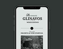 Glinavos / Landing Page