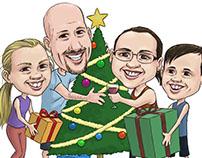 Mullenger Family Xmas Card