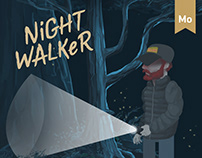 Night Walker Character Animation