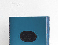 Krakow Blue Period // artist book