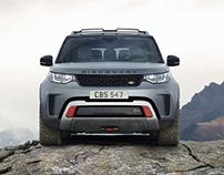 Land Rover Discovery SVX. Una vida para descubrir.