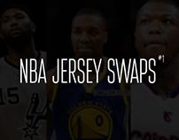 NBA Jersey Swaps #1
