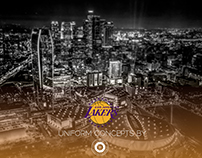 Lakers Nike Concept Designs