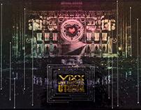 VIXX - Live Fantasia UTOPIA DVD Design