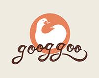 Googgoo dessert bar- Brand Design